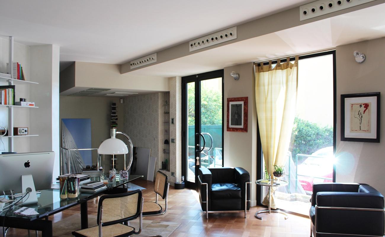 Studio arredamento interni quinta dimensione design for Interni design studio