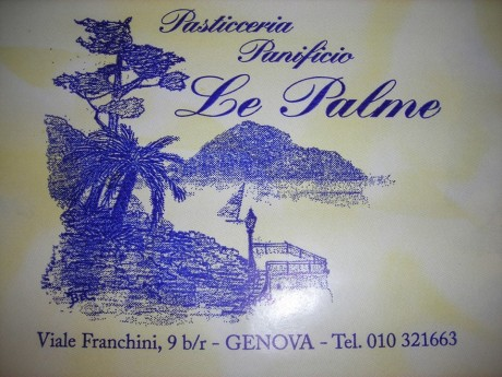 Le Palme logo