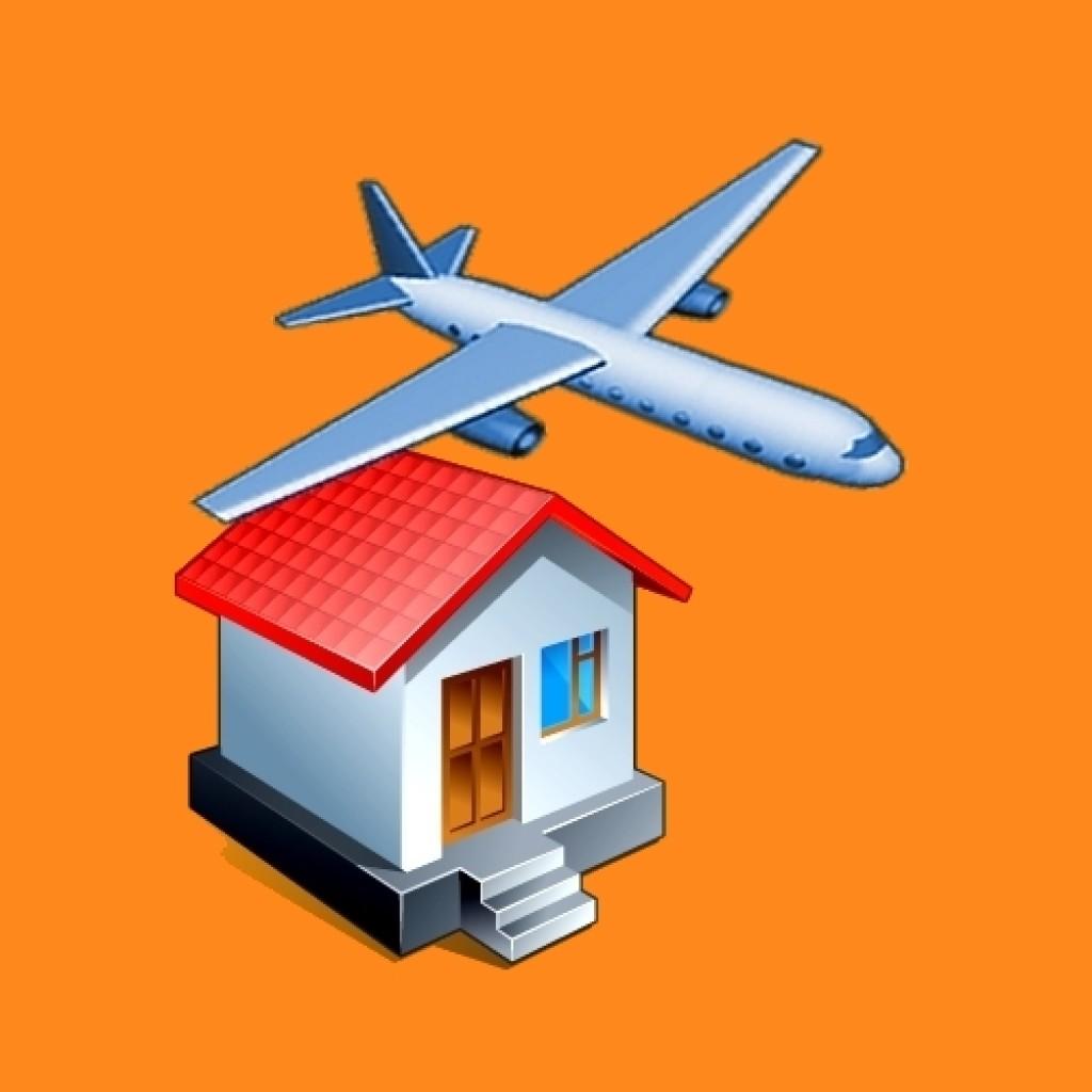 Reisen und Immobilien