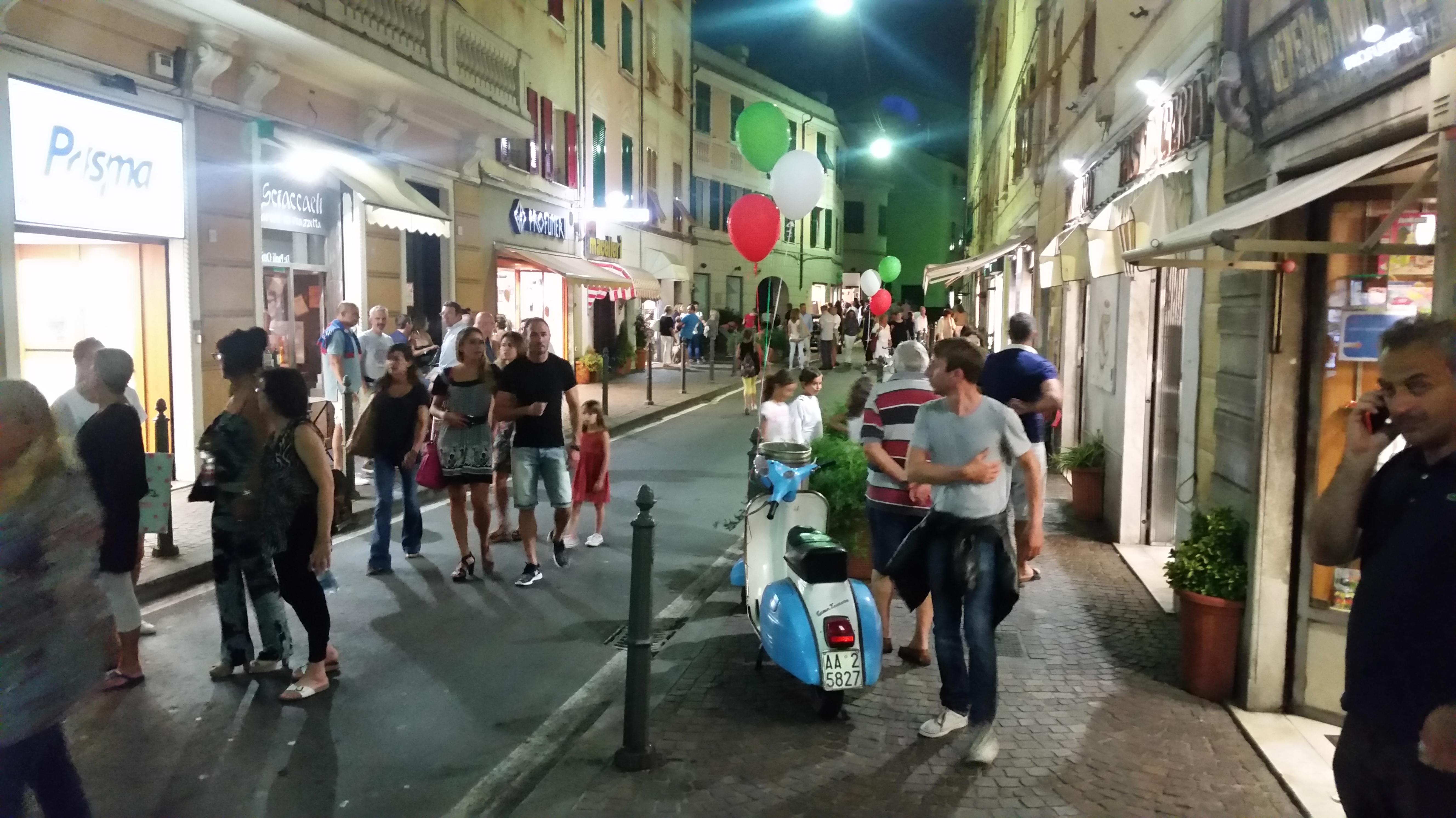 SERATA ITALIANA (30 Giugno 2016)
